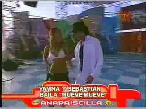 Yamna Lobos - Mueve Mueve