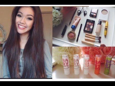 Beginner Drugstore Makeup Essentials - viviannnv