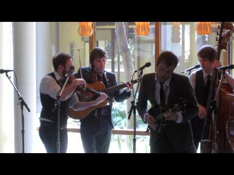 Punch Brothers - Morning Bell (Radiohead cover live at WBR Artist Lounge)