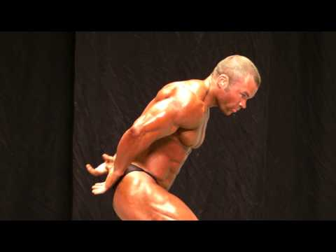 Brandon Williams at the 2012 USA Bodybuilding Championships