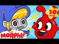 Mila the Robot - My Magic Pet Morphle | Cartoons For Kids | Morphle TV | BRAND NEW
