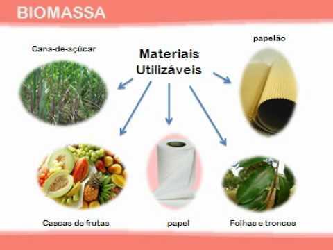 Biomassa - Vestibular