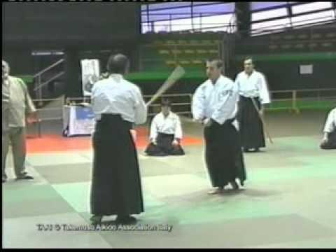 Morihiro Saito in Rome 2000