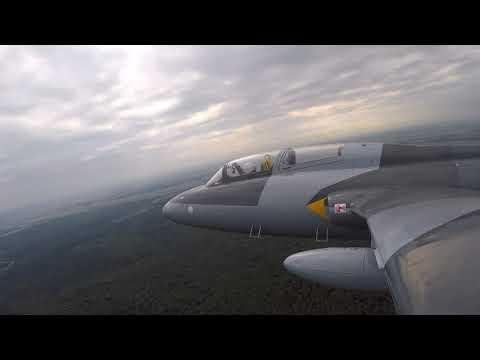 Полёт на л-29 в подарок 28