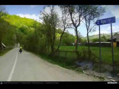 VIDEOCLIP Traseu MTB Rosia Montana - Mogos - Intregalde - Cheile Galdei - Teius