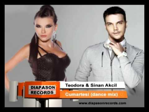 TEODORA & SINAN AKCIL - Cumartesi (Sabota) /dance mix/
