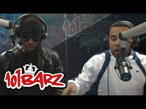 101Barz - Wintersessies 2014/2015 - Mula B & Louis