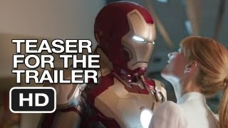 Iron Man 3 Teaser for the Trailer (2013) Marvel Movie HD