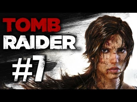 Tomb Raider (2013) - Gameplay Walkthrough Part 7 - Riot Shield Embarrassment (XBOX 360/PS3/PC)