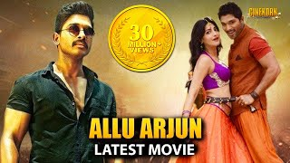 #1 Million Special  Allu Arjun Latest South Dubbed Full Movie with Hindi Songs 2018  Action Movies