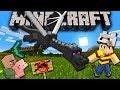 Minecraft 1.8 Snapshot: Mob Disguise Trick, Dragon Mining, Sign Flash, Baby Grow, Villager Breeding