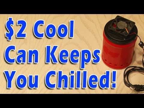 $2 COOL CAN Keeps You Chi