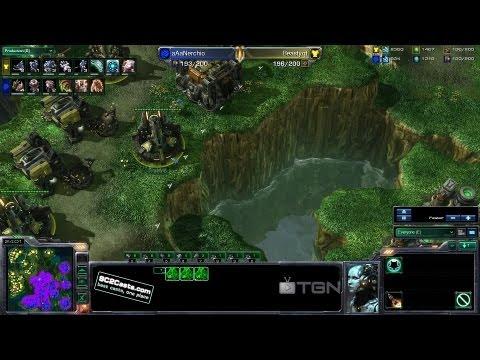 ★ StarCraft 2 - aAaNerchio vs Beastyqt (Game 1) - EU ZOTAC #73 - TGN