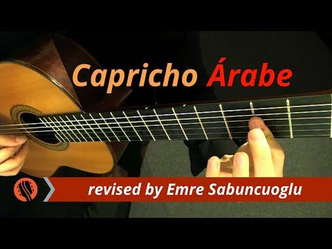 Capricho Árabe - Francisco Tárrega