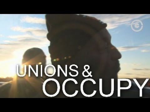UNIONS: Future of the Occupy Movement?