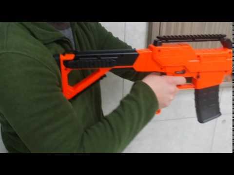 TopHorse Grandprix 장총(고급형)격발 영상