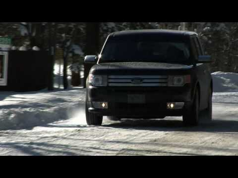 2010 Ford Flex with Ecoboost Review by TheMotorsportsman Kevin Cullen