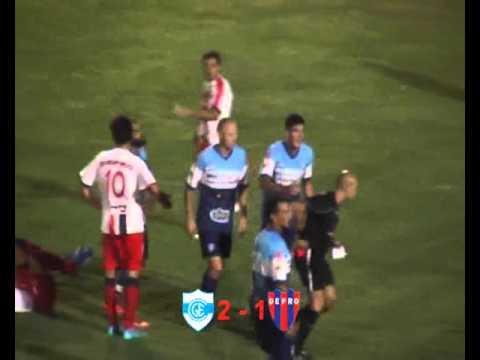 Con goles de Leguizamón y Quiroga, Gimnasia venció al Depro