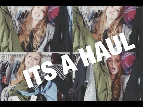 HAUL! (Choies, Urban Outfitters, Girl Is Gun, Brandy Melville)