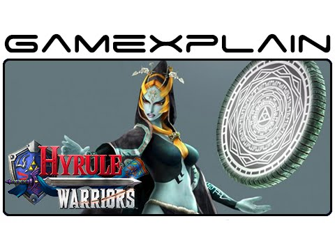 Hyrule Warriors - Twilight Princess DLC Pack - Game & Watch (Video Preview)