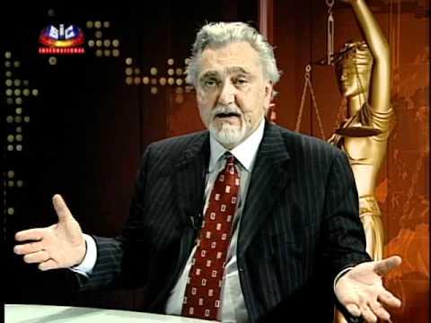Programa Voce ea Lei com Dr. Moisés Apsan (Part 1) (9 nov)