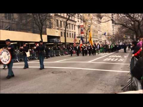 New York City Event: St. Patrick's Day Parade 2013