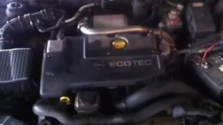 ДВС (Двигатель) Opel Vectra B Артикул 900042483 - Видео