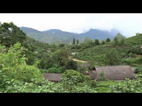 Khám phá vẻ đẹp phố núi Lai Châu
