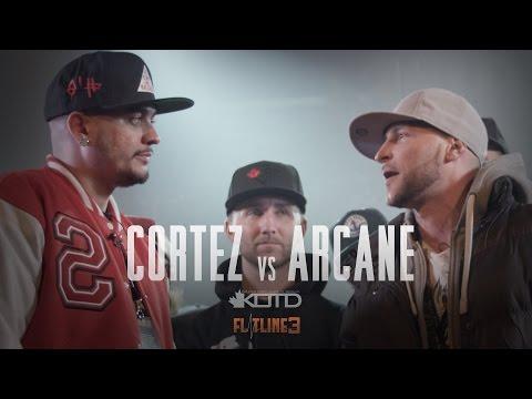KOTD - Rap Battle - Cortez vs Arcane