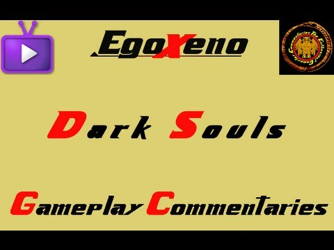 Dark Souls Gameplay Commentary Elly Pt. 4 Undead Asylum and Stray Demon