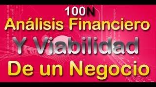 Análisis Financiero y Viabilidad de un Negocio