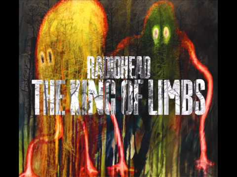 Radiohead - The King of Limbs - [FULL ALBUM]