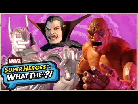 Marvel Super Heroes: What The--?! The Incredible Drive Part Three