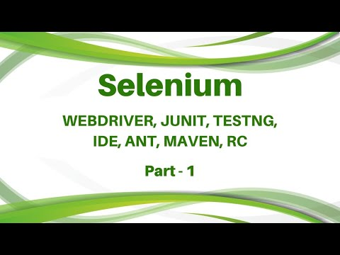 QTPSELENIUM   Selenium IDE Tutorial   Learn Selenium IDE   Part 1