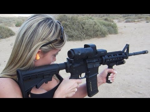 CUTE GIRL GUN SHOT PRANK