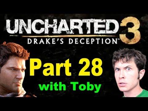 Uncharted 3 - DRUG TRIP - Part 28