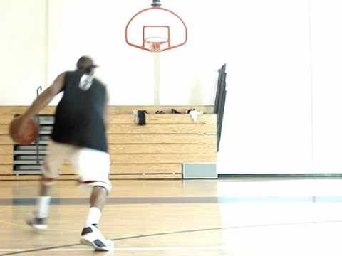 Dre Baldwin: Hesitation Move | Dribbling NBA Driving Kobe Jordan Step By Step