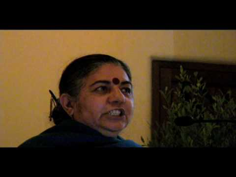Vandana Shiva 1: a Critique of the Green Revolution