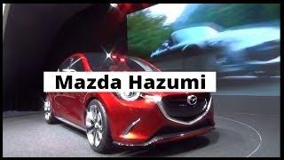 Genewa 2014 - Mazda Hazumi - kr�tka prezentacja