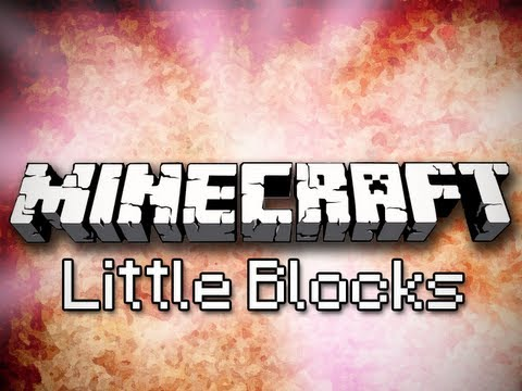 Minecraft: Micro Circuitry (Little Blocks Mod Demonstration)