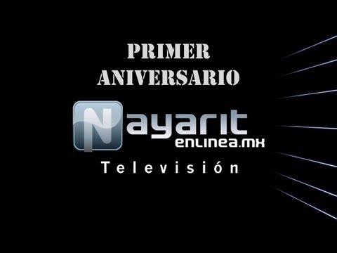 A un año NAYARITENLINEA.MX - Televisión (Parte 42-4)