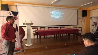Carrera de Sociología – UMSA, cierre del proceso de Autoevaluación, mayo 2018