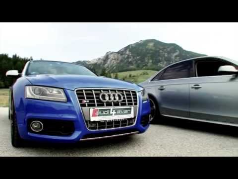 das audi4ever Promotion-Video und das Making Of
