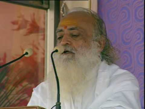 Asaram Bapu ji - Single Cure for various ailments like Asthma, Cough, Fever, Gas, Constipation, Stomach problems, Women diseases, etc. - Indore Satsang, 8th Feb-09 (5/5)