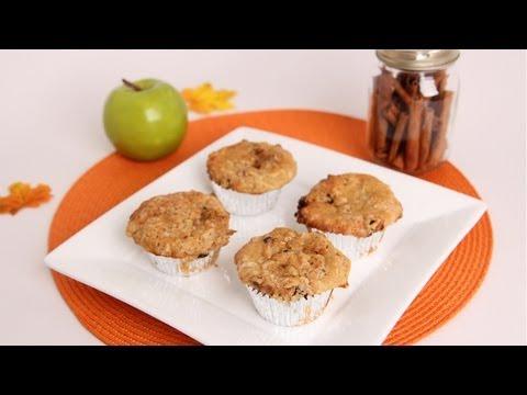 Cinnamon Apple Muffins Recipe - Laura Vitale - Laura in the Kitchen Episode 646