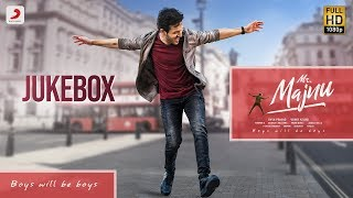 Mr. Majnu - Jukebox