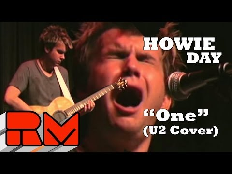 Howie Day One (U2 cover) Solo Acoustic - Live in New York - RMTV Official (2002)