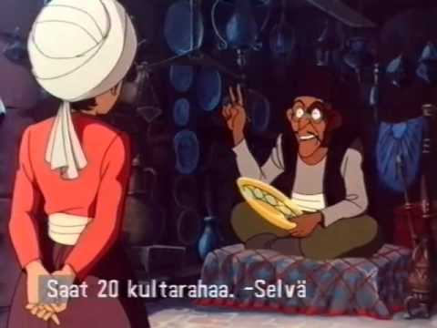 Aladdin anime part 4