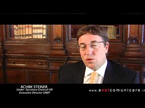 Achim Steiner on green economy and sustainable development