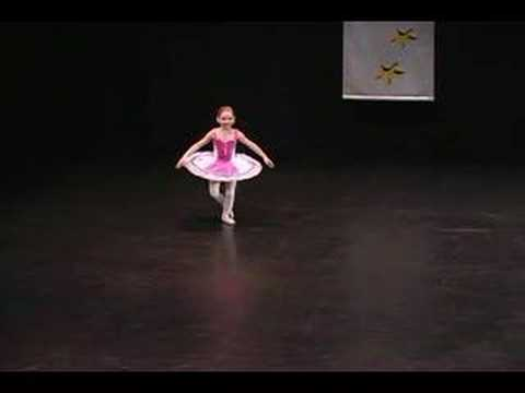The Butterfly-Alex Ballet Age 7